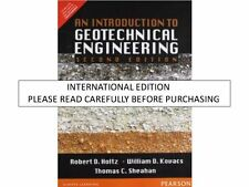 An Introduction to Geotechnical Engineering by William D. Kovacs, Thomas C. S...