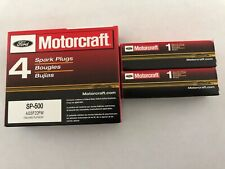 Set of 6: Ford OEM Motorcraft Finewire Platinum Spark Plugs SP-500 AGSF22FM