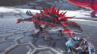 ARK SURVIVAL EVOLVED XBOX ONE PVE TOP STAT ANKY 827 Melee (F) [CLONE]