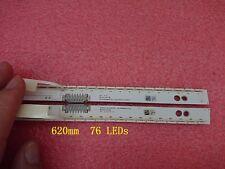 2 PCS UA50ES5500R LED backlight SONNB 2D-7032LED-MCPCB-R/L V1GE-500SMA-R0