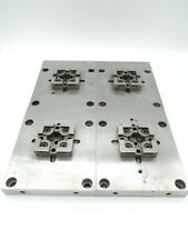 """Genuine System 3R 54 x 54mm Pallet with 6"""" X 4 3/4"""" X 3/4"""" Fixture Plate Edm"""