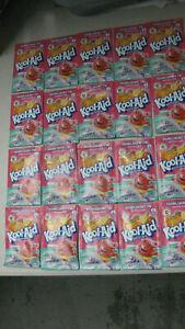 Kool-Aid Drink Mix Sharkleberry Fin 20 Packets
