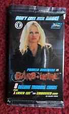 Unopened Pack BARB WIRE Movie Trading Cards ~ Pamela Pam Anderson