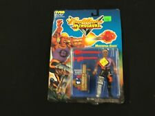 Cadillacs & Dinosaurs Mustapha Cairo Chief Engineer Action Figure by Tyco New