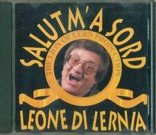 Leone Di Lernia - Salutm'A Sord Cd Ottimo