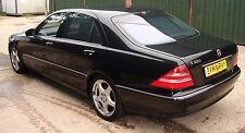 MERCEDES Classe S W220 S500L rottura tutte le parti 1999-2005