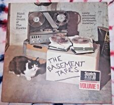 BLIND BOY GRUNT & THE HAWKS The Basement Tapes Volume 2 double lp NM BOB DYLAN