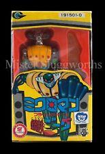 Vintage 1977 Takara Microman Micronauts Steel Jeeg Geag Diecast Japan with Box