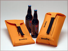 Brewhug Self-Inflating Bottle Protector - Holds (2) 22oz Bombers