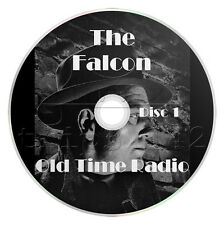 The FALCON (OTR) 99 Episodes - Old Time Radio Detective Collection (2 x mp3 CD)