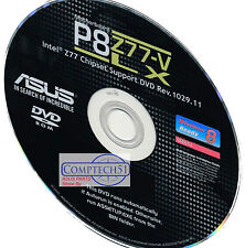 ASUS P8Z77-V LX REV1029.11  MOTHERBOARD AUTO INSTALL DRIVERS M4614