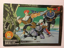 Dragon Ball Z Skill Card Collection N46