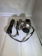 VTG Konica Minolta DiMAGE Z6 6.0MP 12x Bridge Camera Silver Tested