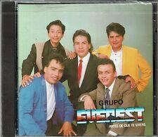 Grupo Everest  Antes de que  Te Vayas  BRAND NEW   SEALED CD