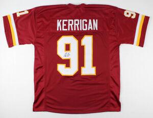 Ryan Kerrigan Signed Washington Redskins Jersey (JSA COA) 4×NFL Pro Bowl D.E.