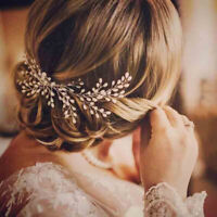 10 Styles Wedding Bride Hair Comb Ornaments Luxury Flower Shape Headdress Decor