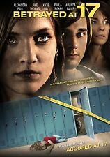 Betrayed at 17 (DVD, 2012)