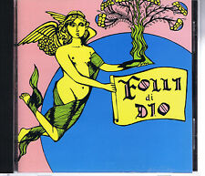 FOLLI DI DIO - rare CD originale Mellow mmp 134 (1992) prog