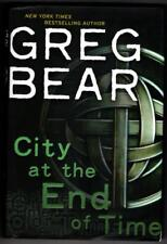 City at the End of Time by Greg Bear (1st Ed) John W. Campbell Submission Copy