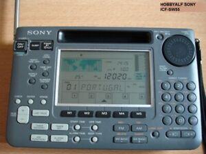 Sony ICF- SW55 Repair Kit Made in Japan