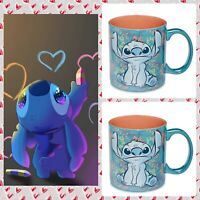 New Disney Mug - Stitch - Lilo & Stitch Coffee Cup 20oz Valentines day gift Tea