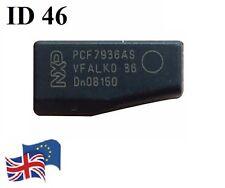 NEW Virgin Transponder ID46 T14 pcf7936 Key Chip Peugeot Citroen Kia Hyunday