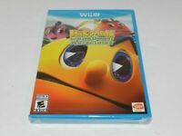 Pac Man and the Ghostly Adventures Nintendo Wii U Original Game New Sealed