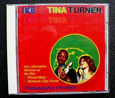 CD Ike & Tina Turner - Philadelphia Freedom - Repertoire