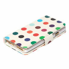Fundas con tapa color principal multicolor para teléfonos móviles y PDAs Apple