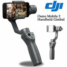 DJI Osmo Mobile 2 Handheld Smartphone Gimbal Stabilizer, Color GRIS CARBÓN