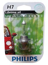 Philips H7 Longlife 55 Watt 12 Volt PKW 12972 Autolampe 4-fache Lebensdauer