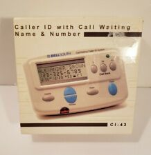 Bellsouth Caller Id with Call Waiting Ci43 New In The Box