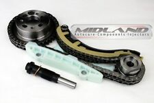 FORD S-Max Galaxy Mondeo Mk4 1.8 TDCi Diesel Fuel Pump TIMING CHAIN KIT * NUOVA *