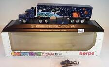 Herpa 1/87 PC 174381 Scania Hauber Sattelzug MCM OVP #6028