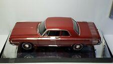 1/18 HIGHWAY 61 1964 DODGE 300 SEDAN SERIES DARK RED