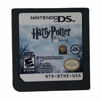 Harry Potter and the Deathly Hallows: Part 1 (Nintendo DS, 2010) Authentic Works