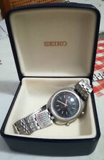 Seiko 7017 8000 flyback all  original whit bracelet and box, serviced!