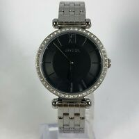 Fossil Womens BQ3496 Tillie Three Hand Silver Steel Crystal Dial Quartz Watch