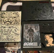G.I. Joe Classified Series Snake Eyes Deluxe Figure Hasbro Pulse Exclusive - NEW