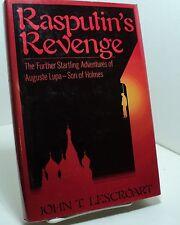 Rasputin's Revenge by John T Lescroart - Sherlock Holmes' son