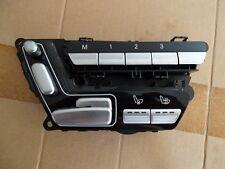1 Mercedes w221 sitzverstellung schalter sitzschalter block klasse s CL w216