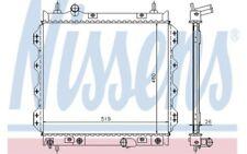 NISSENS Radiador, refrigeración del motor CHRYSLER PT 61002