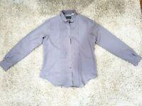 Jeremy Stewart Women's Grey Shirt Size 12