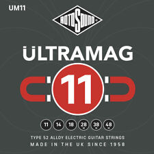 Rotosound Ultramag 11-48 Electric Guitar Strings