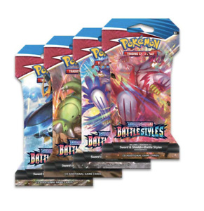 Pokemon Sword And Shield Trading Card Game Battle Styles