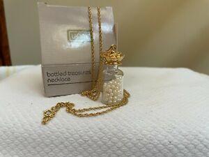 Avon vintage 1990 Bottled Treasures Necklace