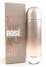 212 VIP ROSE by Carolina Herrera Perfume 4.2 oz. EDP Spray Women. Brand new Box