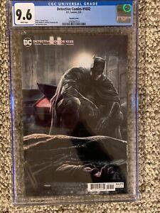 Detective Comics #1032 CGC 9.6
