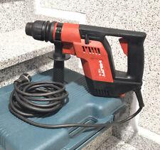 Hilti Te 5 Bohrhammer Bohrmaschine Schlagbohrmaschine Schrauber SDD Plus  6 7 15