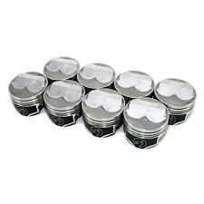 350 SBC SMALL BLOCK CHEVY DOMED PISTONS 5.7 4.040 FMP